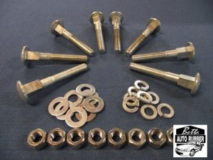 Ford F-100 Tray Bed to Frame Bolt Kit