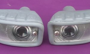 XP Ford Falcon Front Indicator Boot and Lens Kit - PAIR
