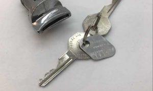 LC Torana Ignition Barrel-Keys