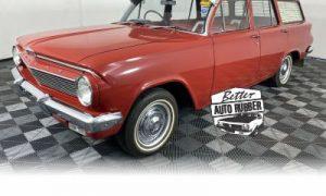 EJ Holden Wagon Rubber Kit