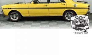 XW XY Ford Falcon GT Fairmont Sedan Rubber pack
