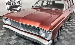 Ford Falcon Wagon Rubber PACK