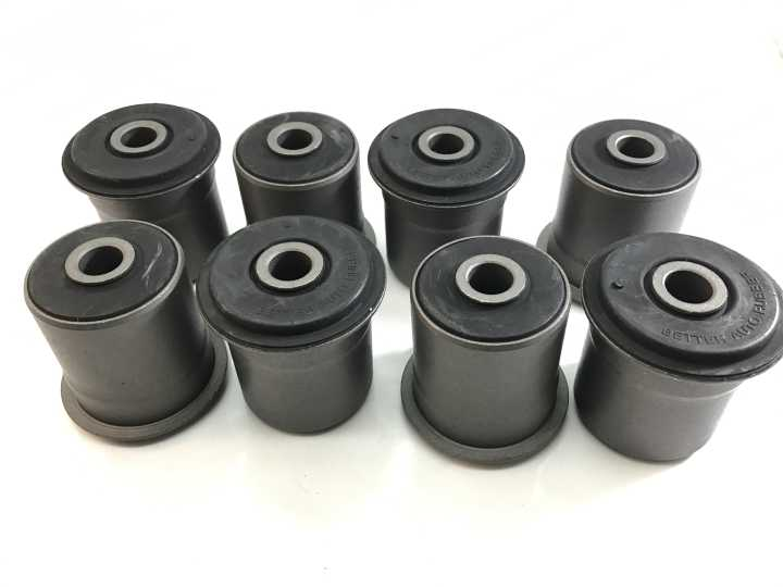 HQ-WB Holden + LC-UC Holden Torana Lower Control Arm Bush also Rear  Trailing Arm Bush Kit (8 Pieces)