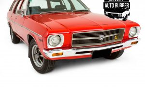 HQ Holden Wagon Rubber Kit RK10075-Q