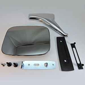 Door Mirror Assembly Right Hand for HQ HJ HX HZ WB Holden LH LX UC Torana and TX TG Gemini