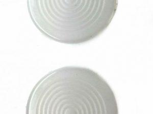 Pillar Interior Light Lens Pair