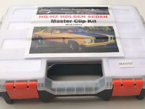 HX HZ Holden Sedan Master Clip Kit