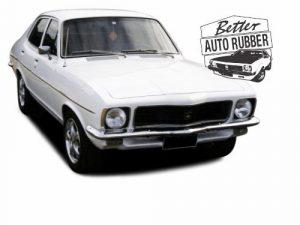 Torana Sedan Rubber kits