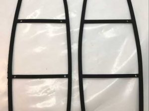WB Holden Ute or Panelvan Taillight Housing to Lens Gaskets PAIR