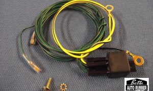 XW XY Ford Falcon Driving Light Wiring Loom with Relay