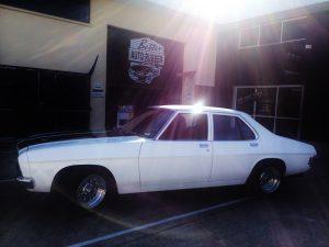 HQ Holden Sedan Rubber Kit RK10074-Q