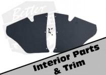 Interior Parts and Trim