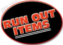 Runout Items