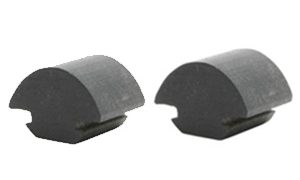 Early Holden Brake and Clutch Pedal Bump Stops PAIR PBS1002-2