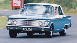 Compact Fairlane Interior Parts and Trim