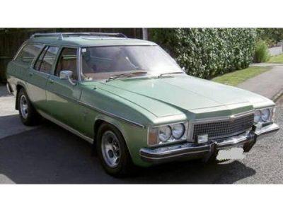 HJ HX HZ Holden Wagon Rubber Kit RK10075-JXZ