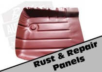 Rust and Repair Panels