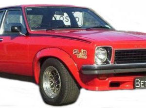 LH-LX-UC Torana Decals and Badges