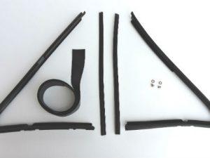 FJ Holden Front Quarter Glass rubber kit