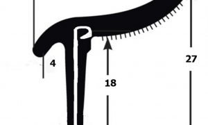 car door seal strip