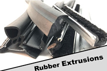 Bulk Rubber Extrusions