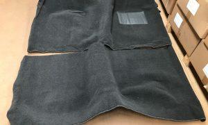 LC LJ Torana 2 Door Coupe Moulded Carpet Set CHARCOAL PLUSH PILE