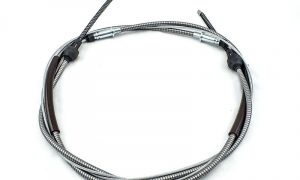 LC-LJ H-BRAKE CABLE 6CYL-BUCKET-LEFT HAND REAR | Car Rubber Kits Gold Coast | Car Rubber Seals | Better Auto Rubber