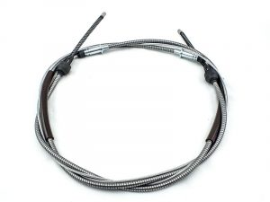 LC-LJ H-BRAKE CABLE 6CYL-BUCKET-RIGHT HAND REAR | Car Rubber Kits Gold Coast | Car Rubber Seals | Better Auto Rubber