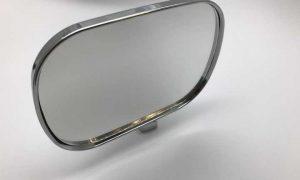 5&1/2″X4 RECTANGLE CHROME MIRROR —UNIVERSAL TYPE | Car Rubber Kits Gold Coast | Car Rubber Seals | Better Auto Rubber