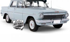 EJ Holden Sedan Rubber Kit