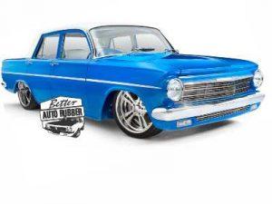 EH Holden Sedan Rubber KIT