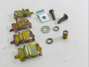 Holden Bonnet Release Cable Clip Kit Round End Stop