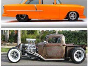 Hotrods & Ratrods