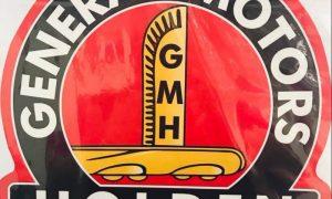 Vintage Holden Sticker