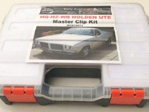Holden Ute HQ HJ Master Clip Kit