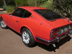 Datsun 240Z 260Z Boot and Tailgate Parts