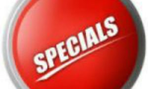 Specials Clips and Fasteners