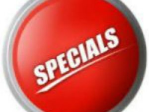 Specials Suspension