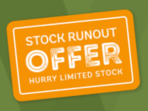 Run Out / Discontinued Stock