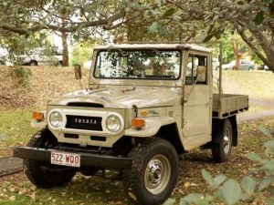 45 Series Ute Toyota Land Cruiser Suspension