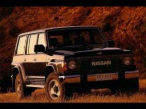 Nissan Patrol Rubbers