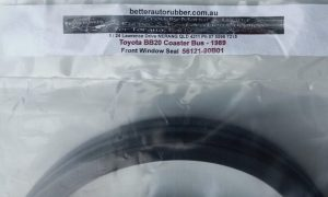 BB20 Toyota Coaster Bus Windscreen Seal