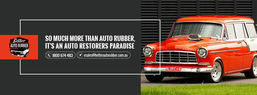 Better Auto Rubber Classic Car Restoration Car Parts Gold Coast