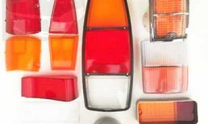 Car Lights and Lenses