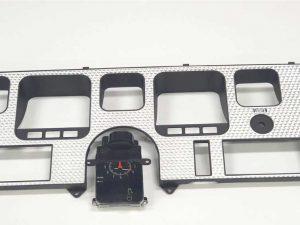 Monaro GTS Dash Fascia Clock Combo