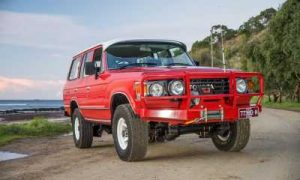 60 Series Toyota Land Cruiser