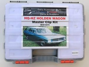 HQ HJ Holden Wagon Master Clip Kit