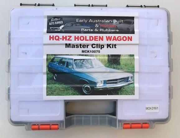 HQ HJ Holden Wagon Master Clip Kit
