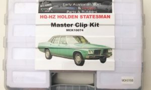 Holden HX HZ Statesman Master Clip Kit