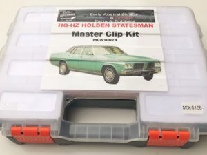 Holden HQ HJ Statesman Master Clip Kit
